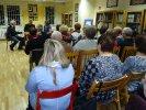 Wielbiciele książek Sławomira Kopra podczas spotkania