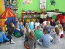 Przedszkolaki słuchały o wybrykach smoka Fumina_1