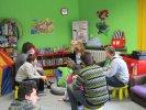 Uczniowie szkoły specjalnej wysłuchali książki o kangurce_1