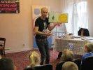Przemysław Wechterowicz opowiadał dzieciom o bohaterach swoich książek_1