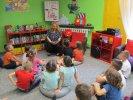 Dzieci z przedszkola numer 11 słuchały opowiadania o Żabku i Ropuchu_1